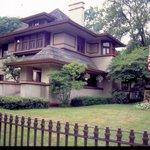 casa disegnata da Wright  2