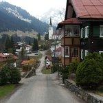Hirschegg: just near the hotel