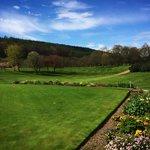 Putting green at Shipley Golf Club