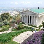 Baha'i Gardens and Golden Dome - Haifa