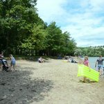 Photo de Camping Salavaux Plage TCS