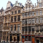 magnifique place de Bruxelles