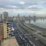 baia del porto di Luanda