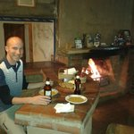 Restaurant/bar at Kembu