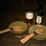 Яки-соба и пиво