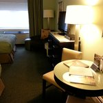 Hotel Beacon room