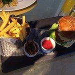 Burger :-)