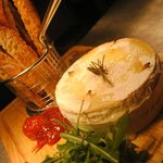 Oven Roasted Camembert to Share
