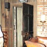 Original vault door