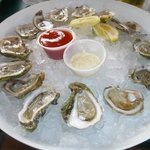 Itty bitty oysters