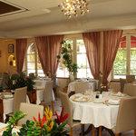 Salle restaurant auberge du teillon