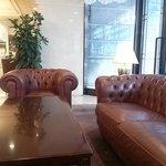 Nice lobby~