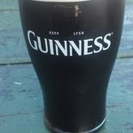 pint with lunch