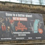 Billboard for The London Dungeon