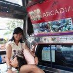 with tuktuk we goooo