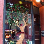The Olive Tree Cafe on Macdougal Street