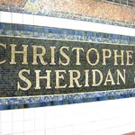 Christopher Street - Sheridan Square subway station