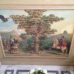Castello di Racconigi - albero genealogico Savoia