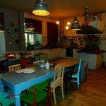 Kitchen at Soul Kitchen Junior Hostel