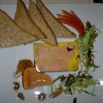 Foie gras e Canard (maison)