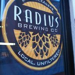 The Radius Brewing Company logo