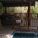 hill rock villa 29 outdoor sala