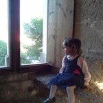 Una princesa del castillo de Bellver.