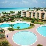 Oceania Deluxe Beachfront Resort