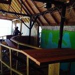 New bar getting built