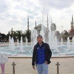 Blue Mosque Hipprodrome ISTANBUL TURKEY