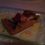 Rhubarb Crostada