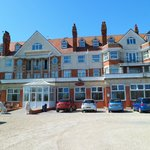 This is the Royal Hotel Skegness