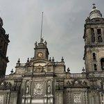 Catedral en centro histórico
