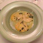 Die genialen hausgemachten Ravioli mit Artischocken und Ricotta