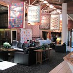 Annual Quilting Retreat at the Hotel