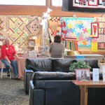 Annual Quilters Retreat at the Hotel