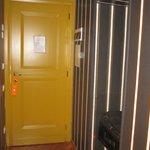 Double deluxe - hallway