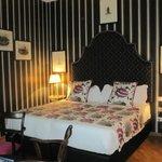 Double deluxe - bed