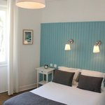 Chambre Double - Double Bedroom