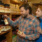 Mill Store Marketplace is stocked with Fly Creek Cider Mill Specialty Foods