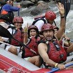 White Water Rafting down Rio Balsa