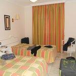 chambre petits lits