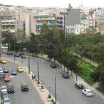 Вид на  Diligianni Street