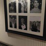 Фотографии звезд, останавливавшихся на нашем 6 этаже