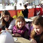 ski cafe at Vogel