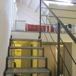 Junior suite: Loft sleeping area