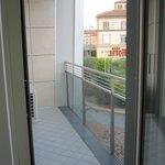 Calissano apartments: Balcony