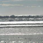 magnifiques vagues