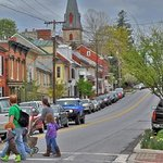 Shepherdstown Visitors Center