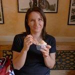 Моя жена и самое вкусное в мире мороженное!